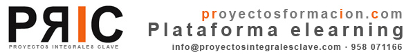 Proyectos Formación